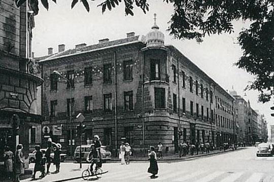 Location, Tavcarjeva ulica 8a, Ljubljana, 1101,, Slovenia